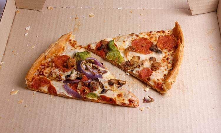 How Long Is Leftover Pizza Good For?