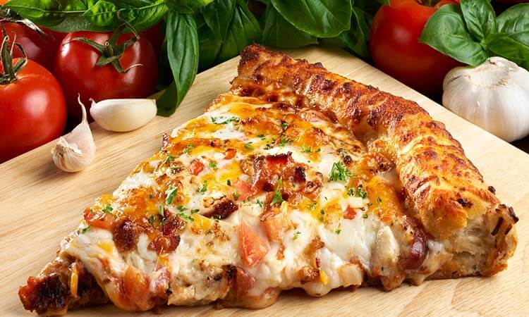 How Many Calories Does A Slice Of Pizza Have?