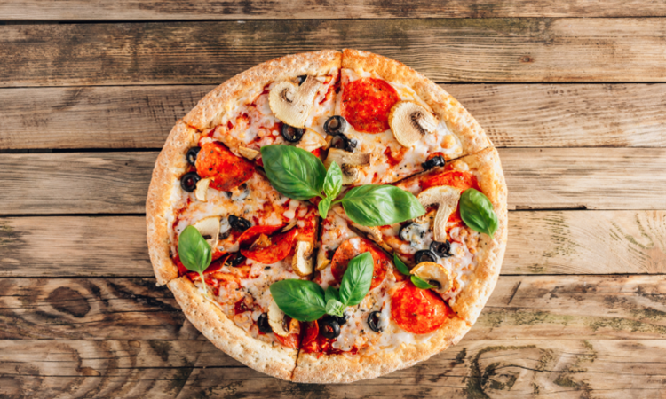 How Many Calories In A Large Pizza?: Keeping Track Of Your Diet