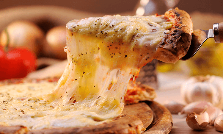 How Many Calories In A Slice Of Cheese Pizza