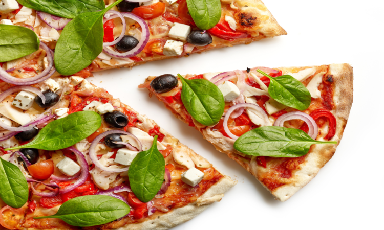 How Much Calories Does Pizza Have