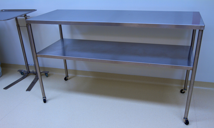 How To Clean A Stainless Steel Table: A Guide For Easy Cleanup