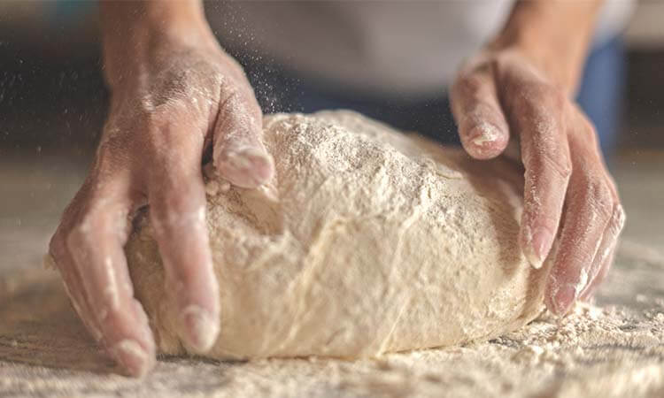 How To Dock Pizza Dough Before Baking