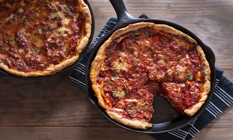 How To Make A Chicago Style Pizza