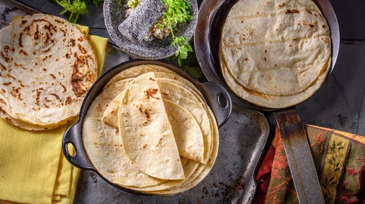 How to Make Soft Tortillas