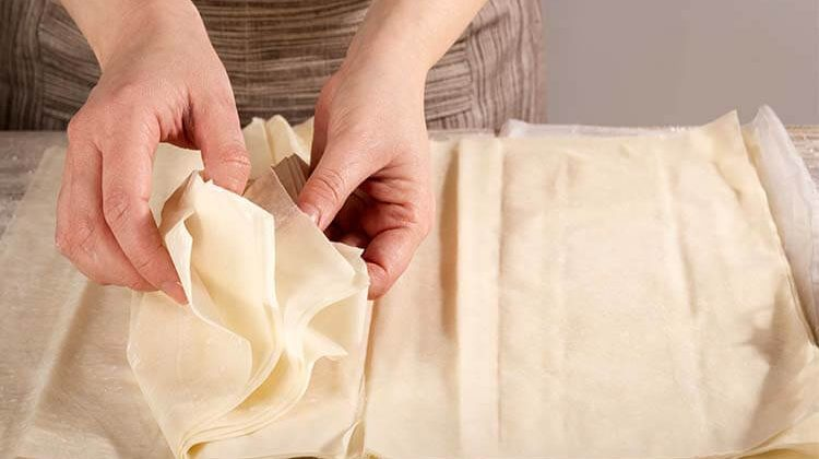 How To Use Phyllo Dough Sheets