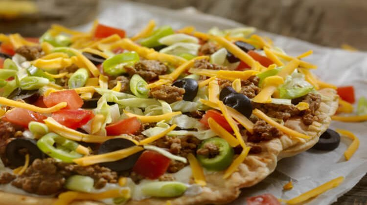How-to-Make-Taco-Pizza-at-Home