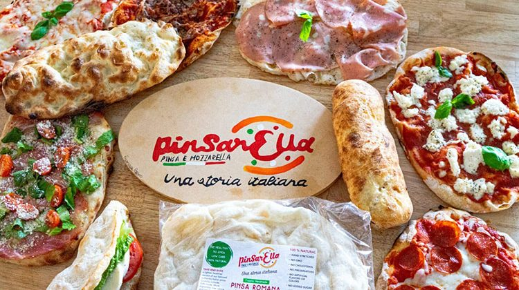 What is Pinsa Romana?